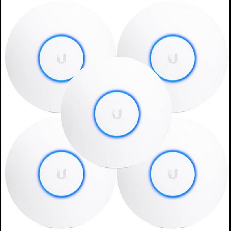 UniFi AP AC PRO (5-Pack)